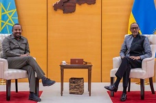 Ethiopia PM urges African leaders to cooperate