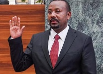 Ethiopia elects Abiy Ahmed to lead new government