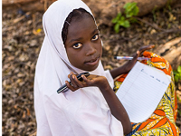 Intentional investment in girls' education vital